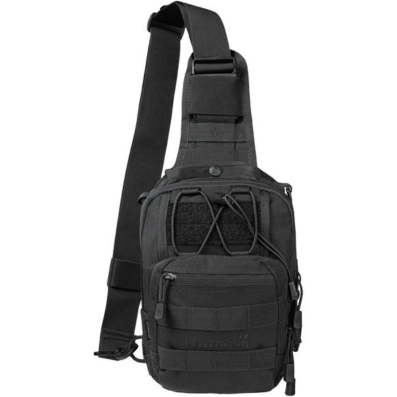 Pentagon UCB 2.0 Universal Chest Bag Black