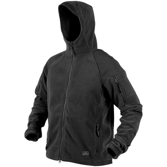 Helikon Cumulus Heavy Fleece Jacket Black