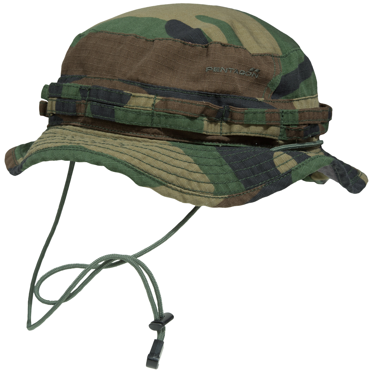 how to wear boonie hat