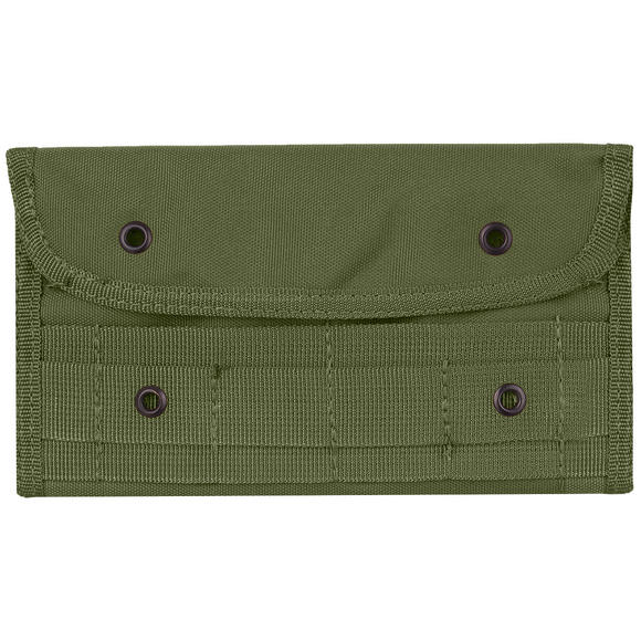 Mil-Tec Wallet MOLLE Pouch Olive