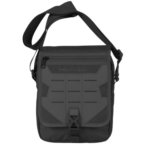 Pentagon Messenger Utility Bag Black
