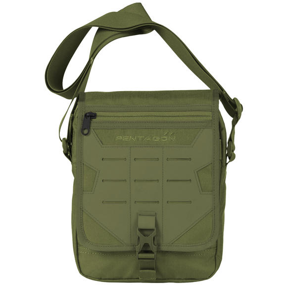 Pentagon Messenger Utility Bag Olive