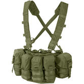 Helikon Guardian Chest Rig Olive Green