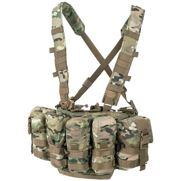 Helikon Guardian Chest Rig MultiCam