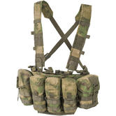 Helikon Guardian Chest Rig A-TACS FG