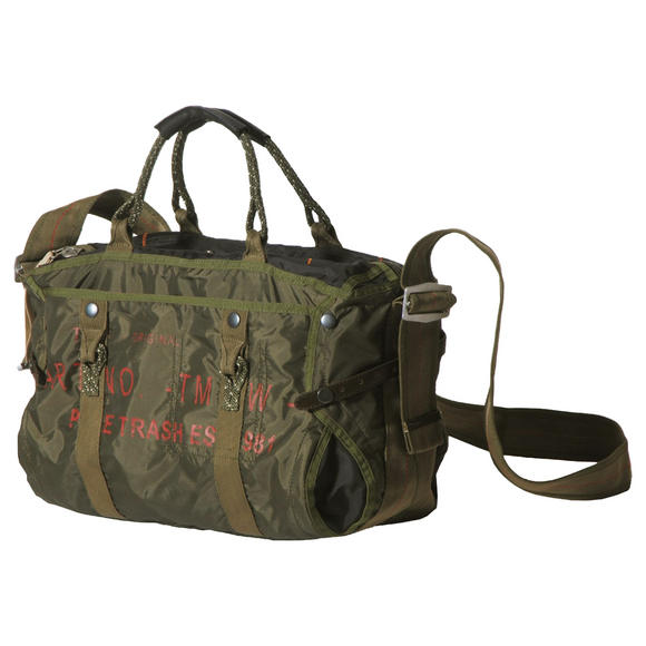 Pure Trash Large Handbag OD Green