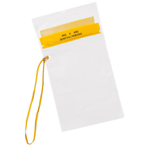 Fox Outdoor Medium Waterproof Document Cover Transparent