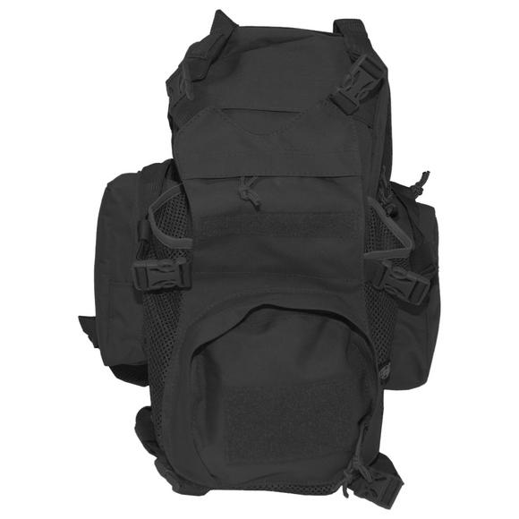 MFH Operations Backpack MOLLE Black
