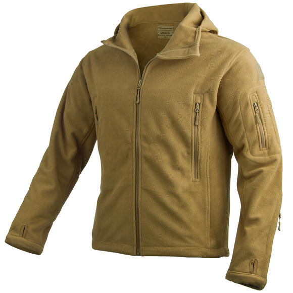 481e26e75f0d Highlander Mission Fleece Jacket Tan ...
