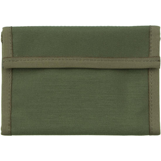 Wisport Lizard Wallet Olive Green