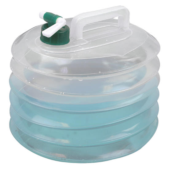 Highlander Accordion Water Carrier 10L