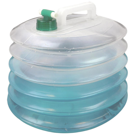 Highlander Accordion Water Carrier 15L