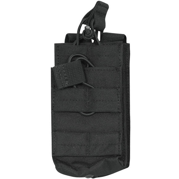 Viper Single Duo Mag Pouch Black