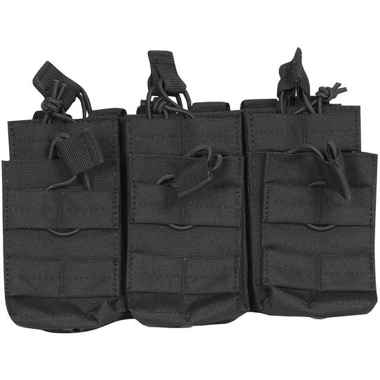 Viper Treble Duo Mag Pouch Black