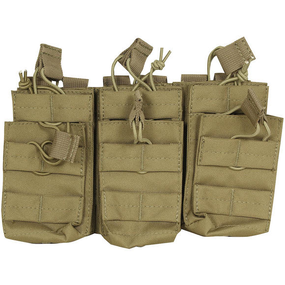 Viper Treble Duo Mag Pouch Coyote