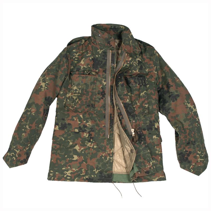 Mil-Tec Classic US M65 Jacket Flecktarn | M65 | Military 1st