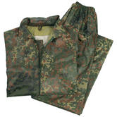 Mil-Tec Waterproof Suit Flecktarn