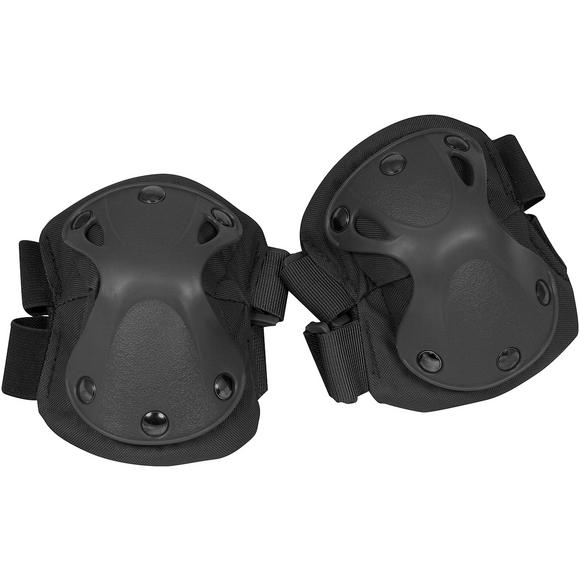 Viper Elbow Pads Hard Shell Black