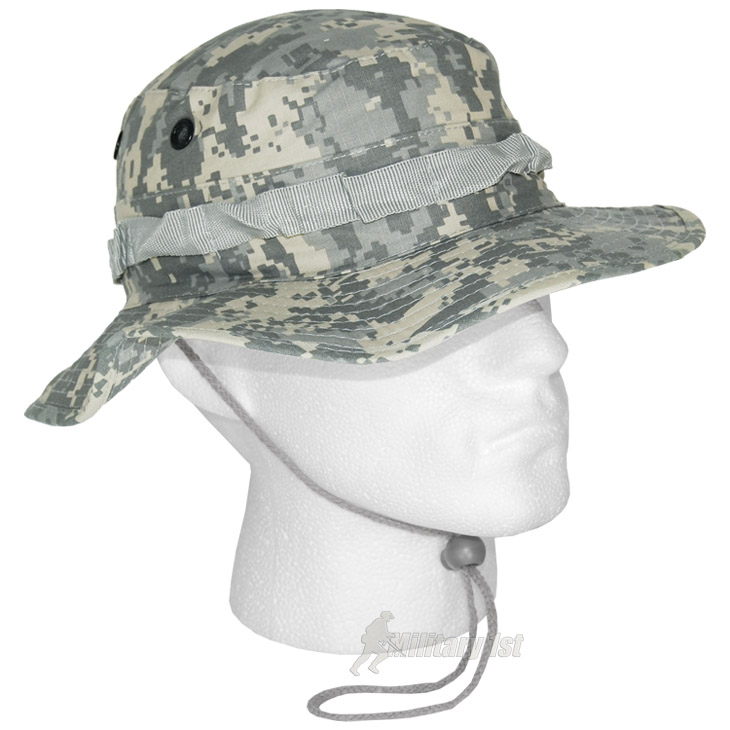 7b4848d05e5 ... Us Navy Boonie Hat  US Military Army GI Ripstop Boonie Bush Hat Jungle  Cap UCP
