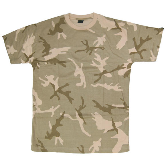 Mil-Com T-shirt DPM Desert