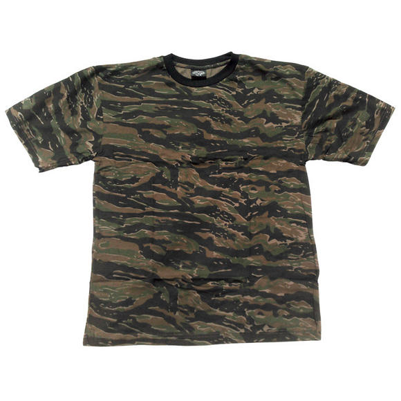 Mil-Tec T-shirt Tiger Stripe
