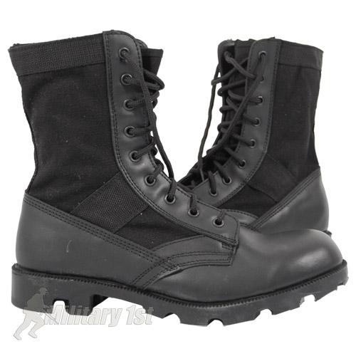 US Army Combat Assault Vietnam Jungle Boots Mens Security Cadet ...