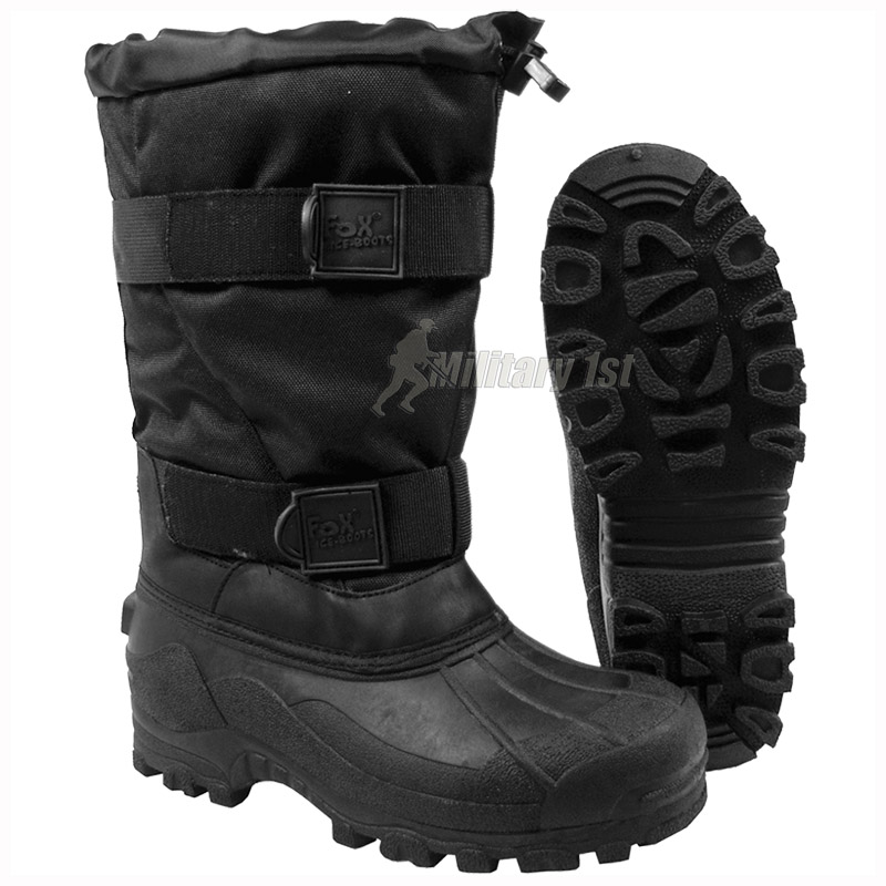 CANADIAN WINTER SNOW ICE BOOTS EXTREME COLD WET WEATHER ...