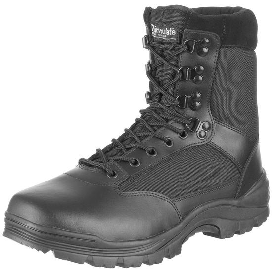 Mil-Tec SWAT Combat Boots Black Preview