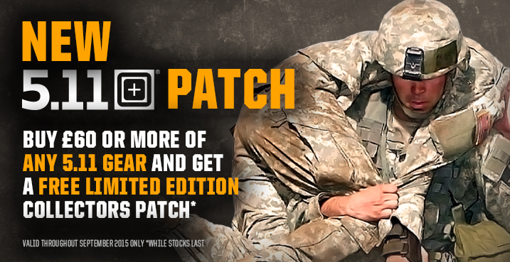5.11 Tactical Promo
