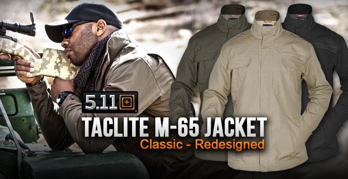5.11 M-65 Taclite Jacket