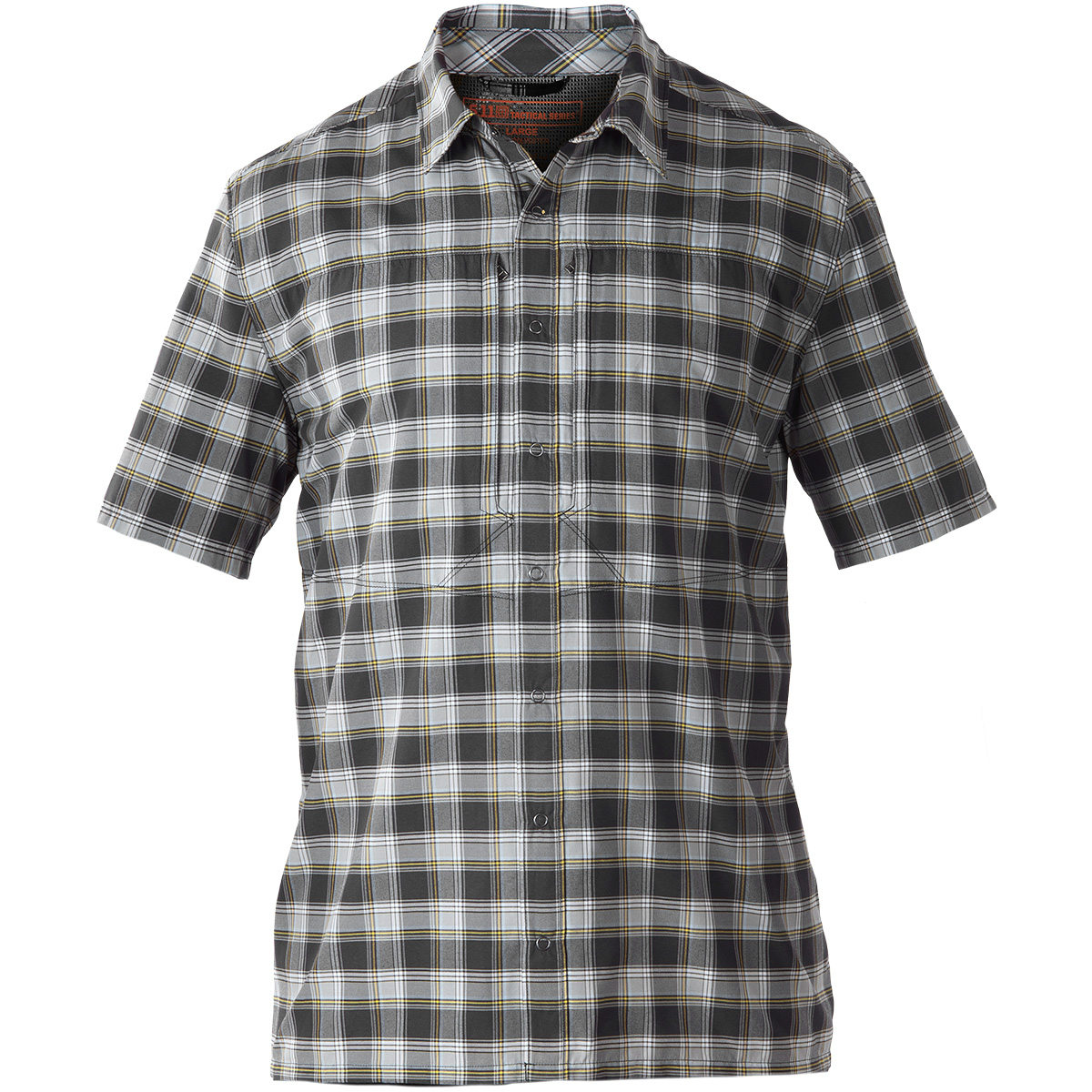 5.11 Covert Performance Short Sleeve Shirt Concealed Carry ...