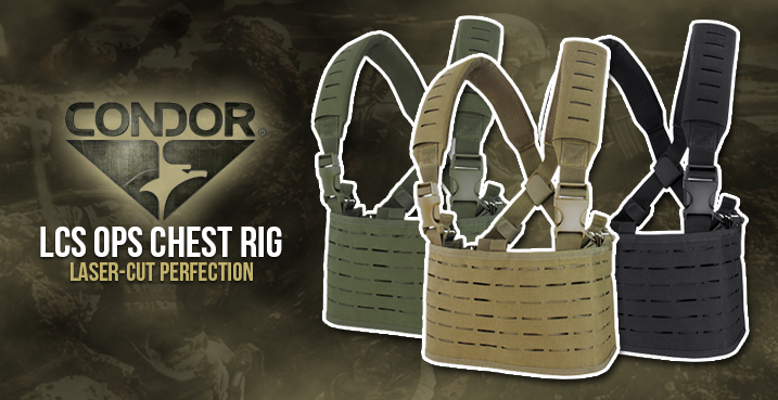 Condor LCS OPS Chest Rig