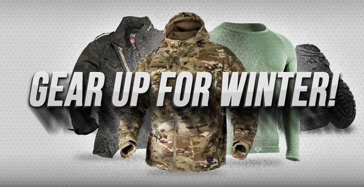 Gear up for winter