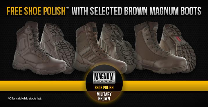 Magnum Boots Promo