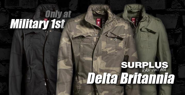 Surplus Delta Britannia