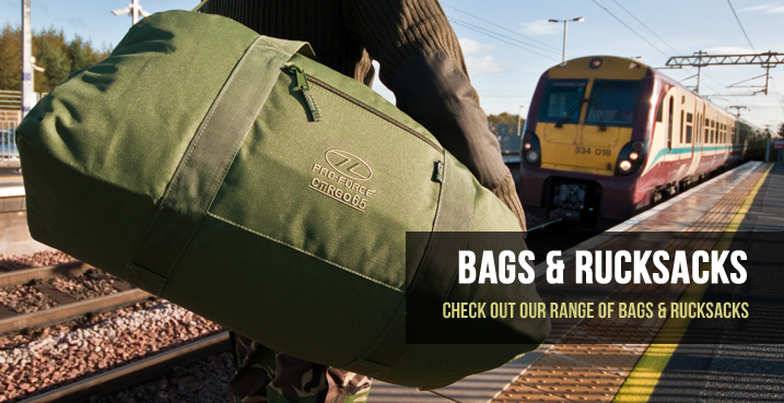 Bags & Rucksacks