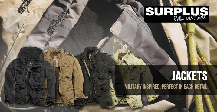 Surplus Jackets