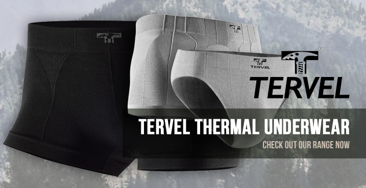 Tervel Thermal Underwear