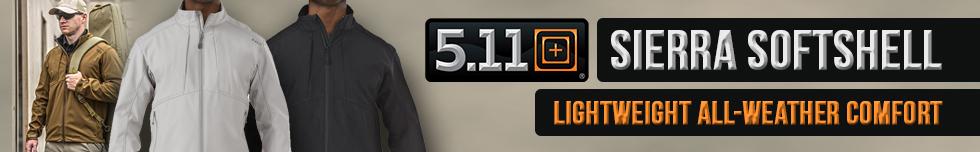 5.11 Sierra Softshell