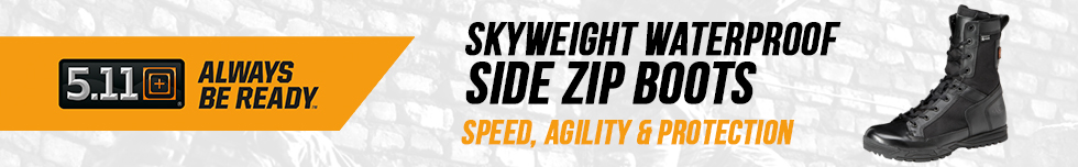 5.11 Skyweight Waterproof Boots