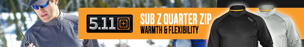 511 Sub Z Quarter Zip