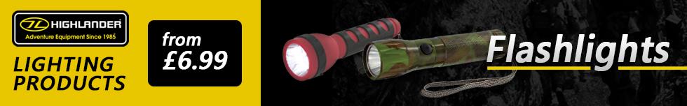 Highlander Flashlights