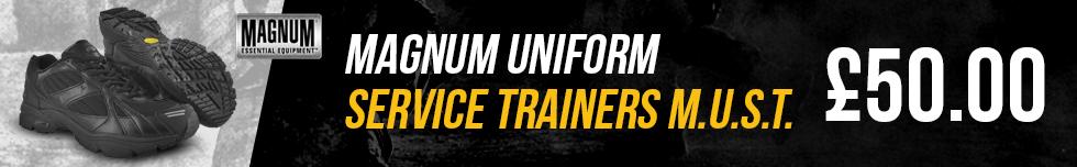 Magnum Uniform Service Trainers