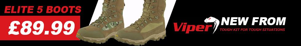 Viper Elite 5 Boots