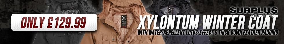 Surplus Xylontum Winter Coat