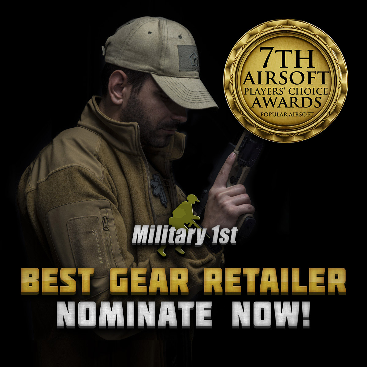 7th Airsoft Players Choice Awards - Nominations