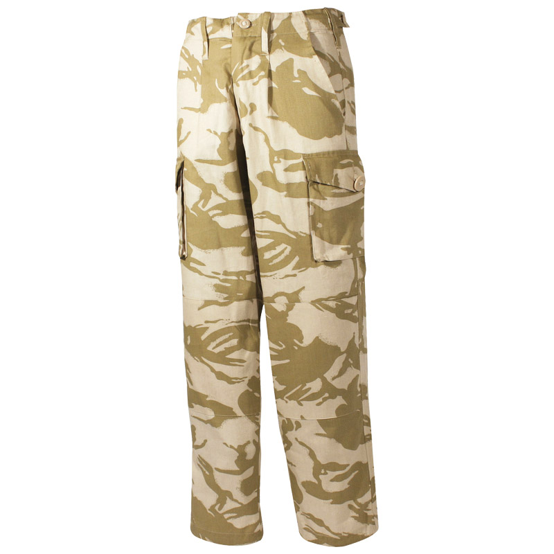 BRITISH-ARMY-CARGO-COMBATS-TROUSERS-MILITARY-CADET-MENS-PANTS-DPM-DESERT-CAMO