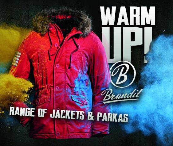 Brandit Jackets