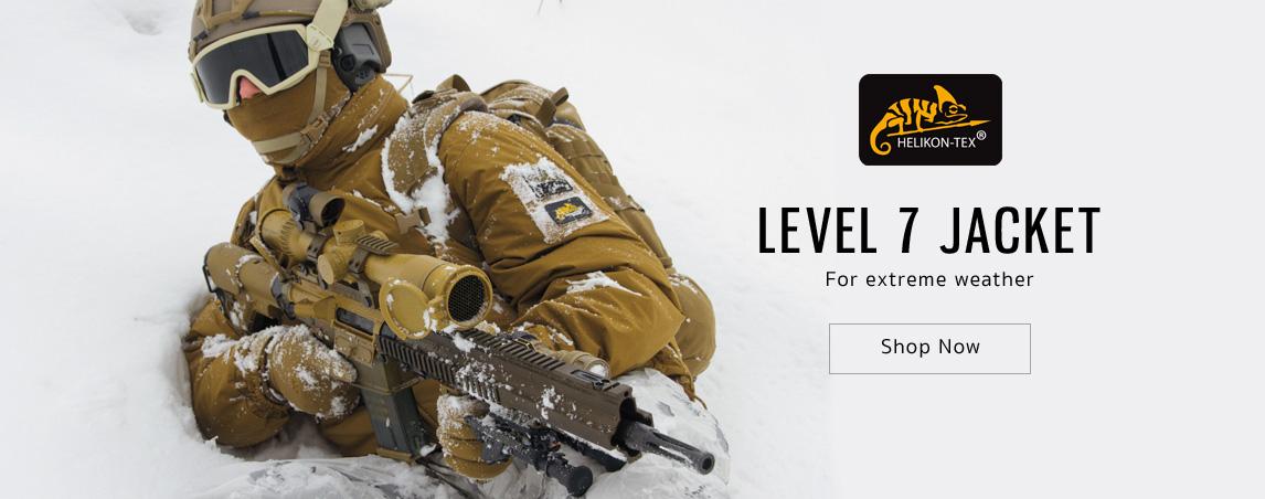 Helikon Level 7 Jacket