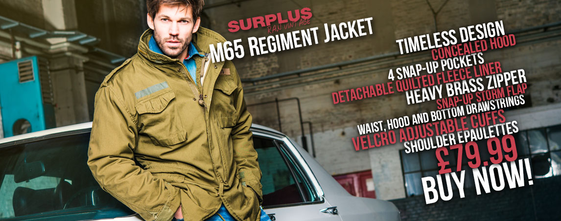 Surplus Regiment M65 Jacket